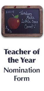 Teacher-of-the-year